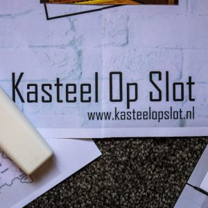 Advertentie Kasteel Op Slot