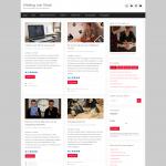 Homepage Weblog van Stach