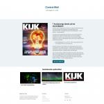 Projectpagina op de site van Gieljan